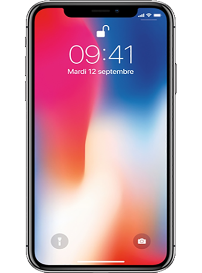 IPHONE X Neuf 256GB