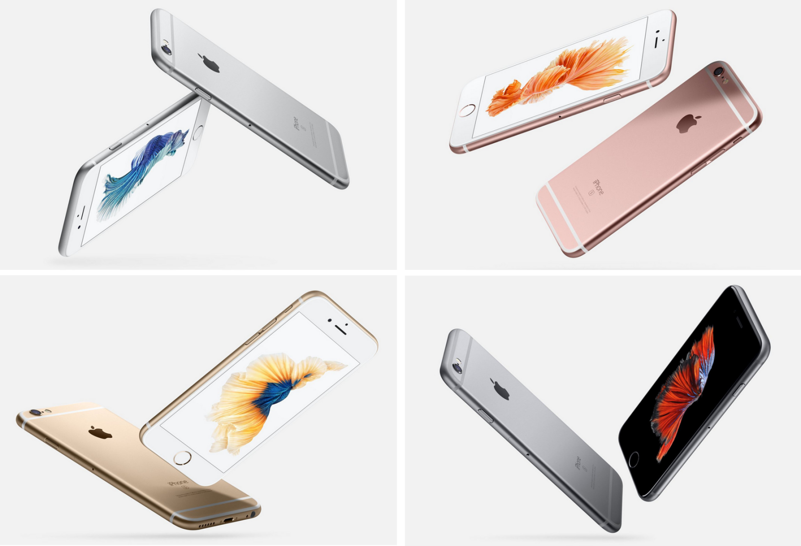 SMARTPHONE APPLE IPHONE 6S RECONDITIONNE